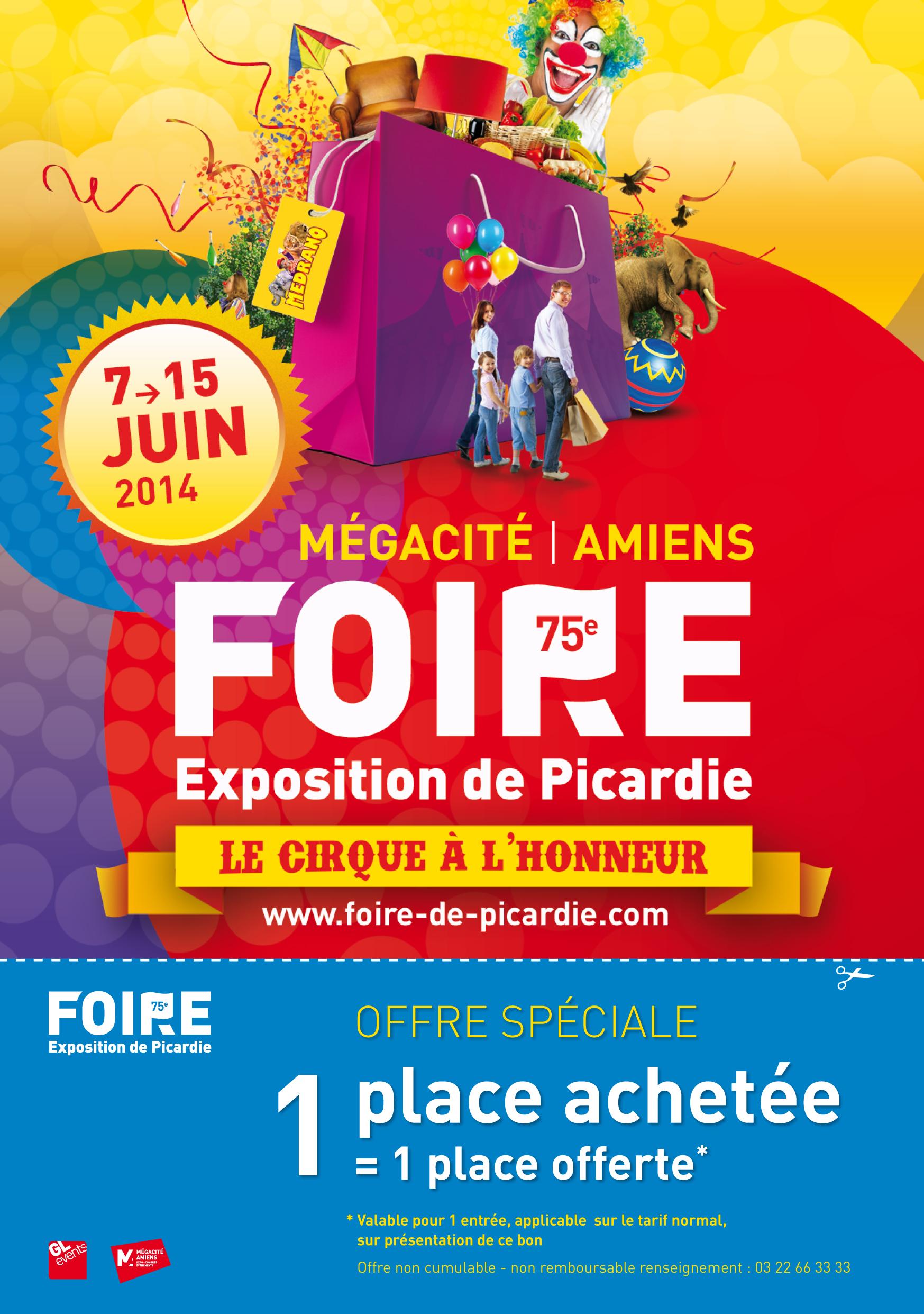 Quelques liens utiles for Amiens foire expo