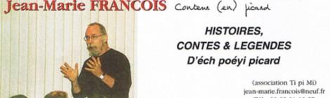 """""""Histoires et Contes de Picardie"""""""