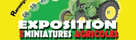 5ème Exposition de miniatures agricoles et de tracteurs anciens