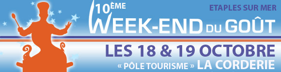 Week-end du gout a Etaples sur Mer