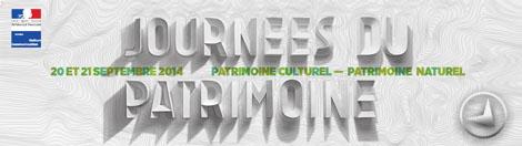 Les Journées Européennes du Patrimoine 2014