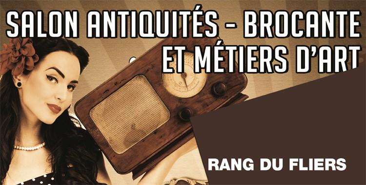 Salon Antiquités, Brocante et Métiers d'Art