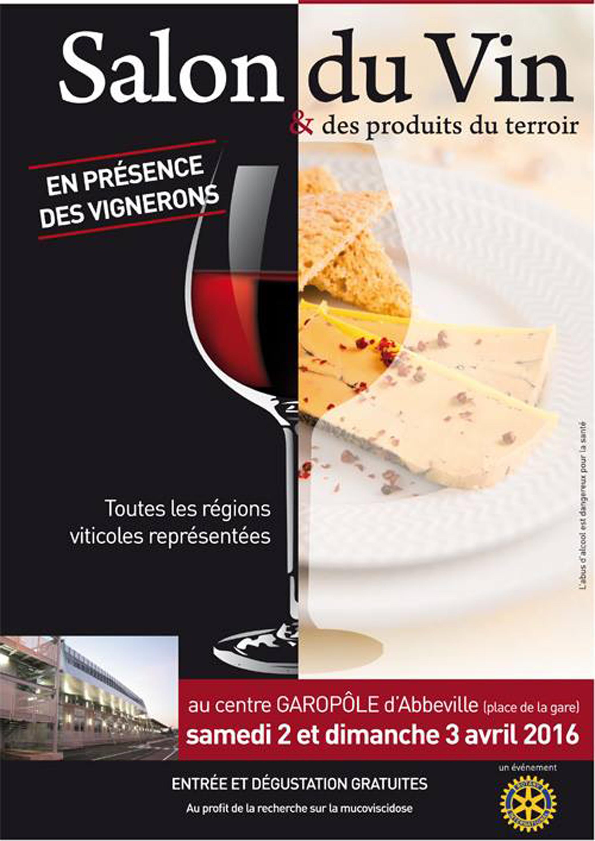 Salon du vin et des produits du terroir oukankoi for Salon du vin nice