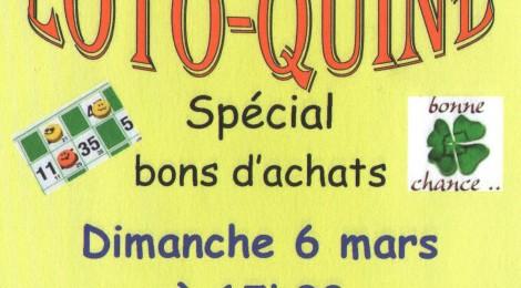 Loto quine sp cial bons d achats oukankoi for Loto dans 02