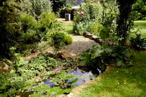 jardins ouverts dans la vall e de la course oukankoi