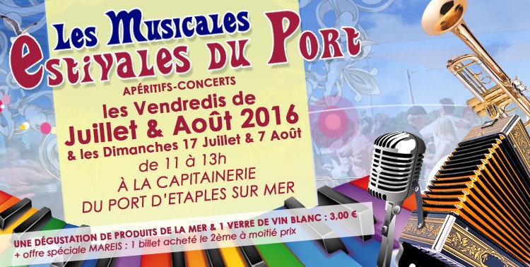 Les Musicales du Port