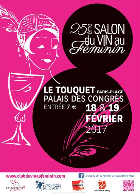 Le salon du vin au f minin oukankoi for Salon du vin nice