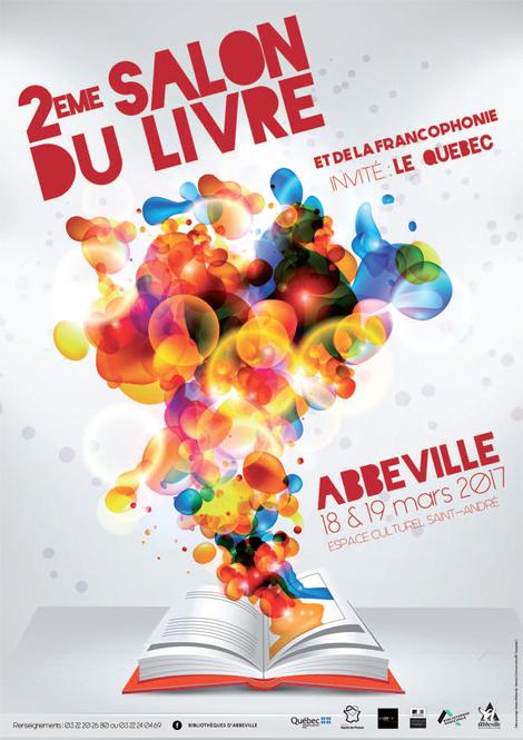Salon du livre et de la francophonie d abbeville oukankoi for Salon du livre 2017 montreuil