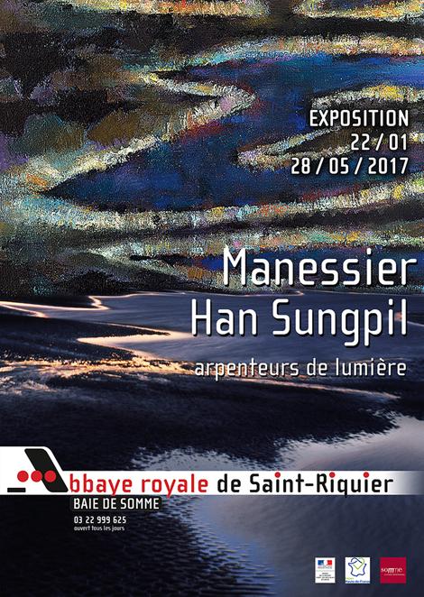 saint riquier Manessier Han Sungpil
