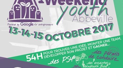 1er STARTUP WEEK-END YOUTH DE FRANCE