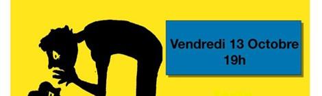 VEILLÉE LECTURE «LES INAVOUABLES»