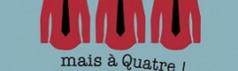 LES GOGUETTES EN TRIO (MAIS À 4)