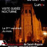 16 02 saint riquier abbaye au clair de lune