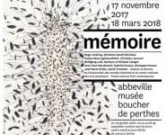 VISITE COMMENTÉE de l'exposition « MÉMOIRE »