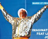 IMAGINATION, FEAT LEEE JOHN