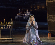 Projection LA TOSCA
