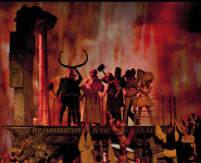 Projection BENVENUTO CELLINI