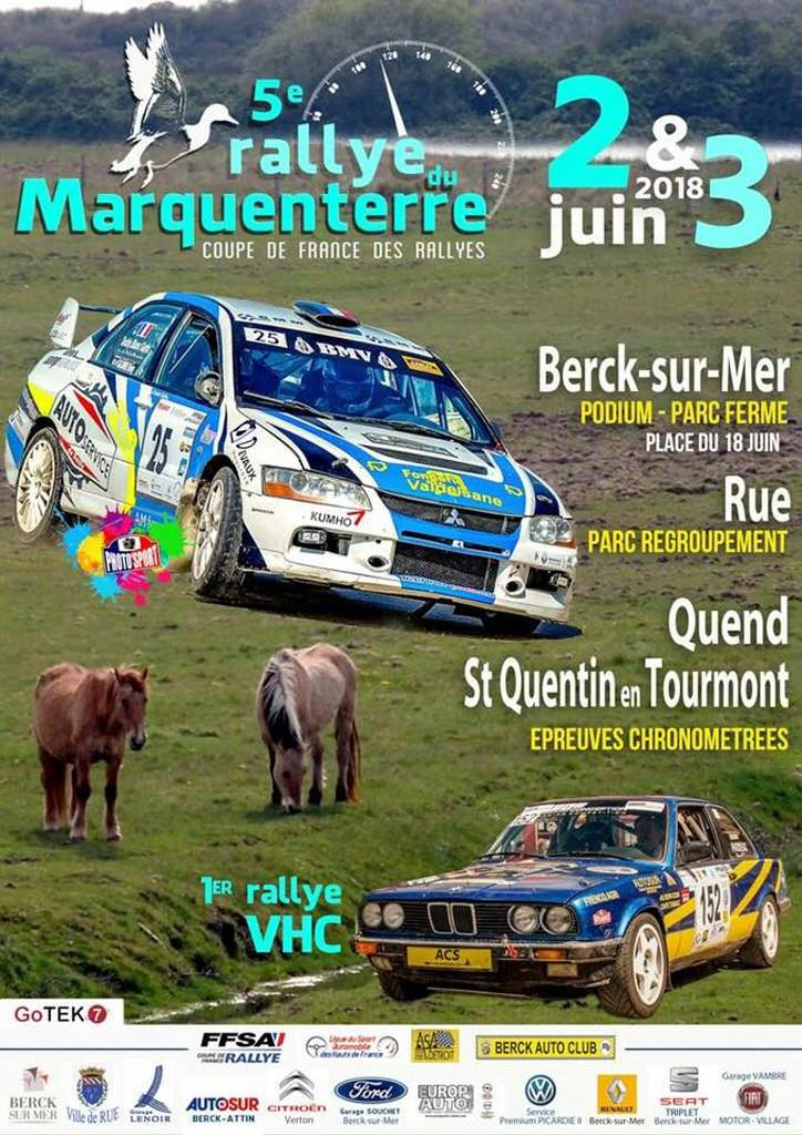 03 06 Rue Rallye du Marquenterre 2018