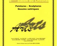 SALON DU LITTORAL DE FAVIÈRES, 4ème édition