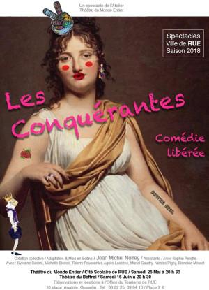 LES CONQUÉRANTES