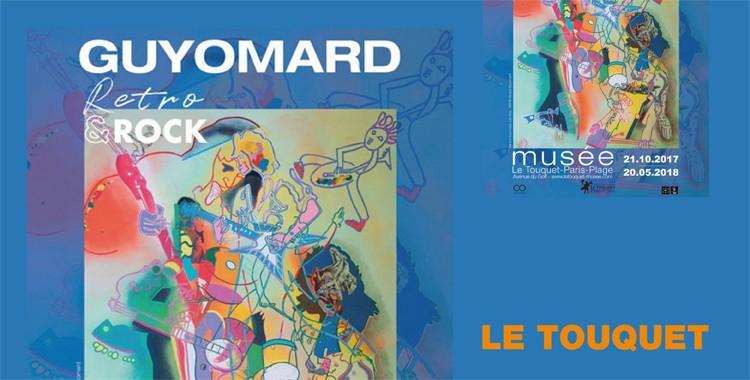 VISITE GUIDÉE Guyomard - Rétro & Rock