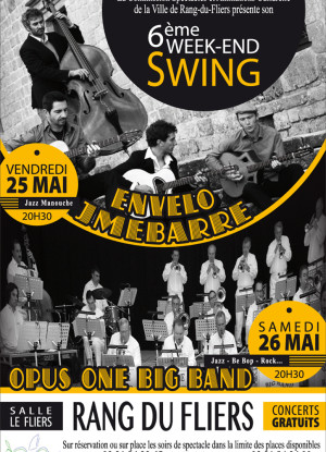 6ème WEEK-END SWING !