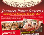PORTES OUVERTES À LA CONSERVERIE ST-CHRISTOPHE