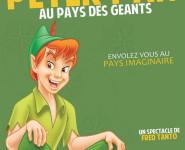 PETER PAN AU PAYS DES GÉANTS