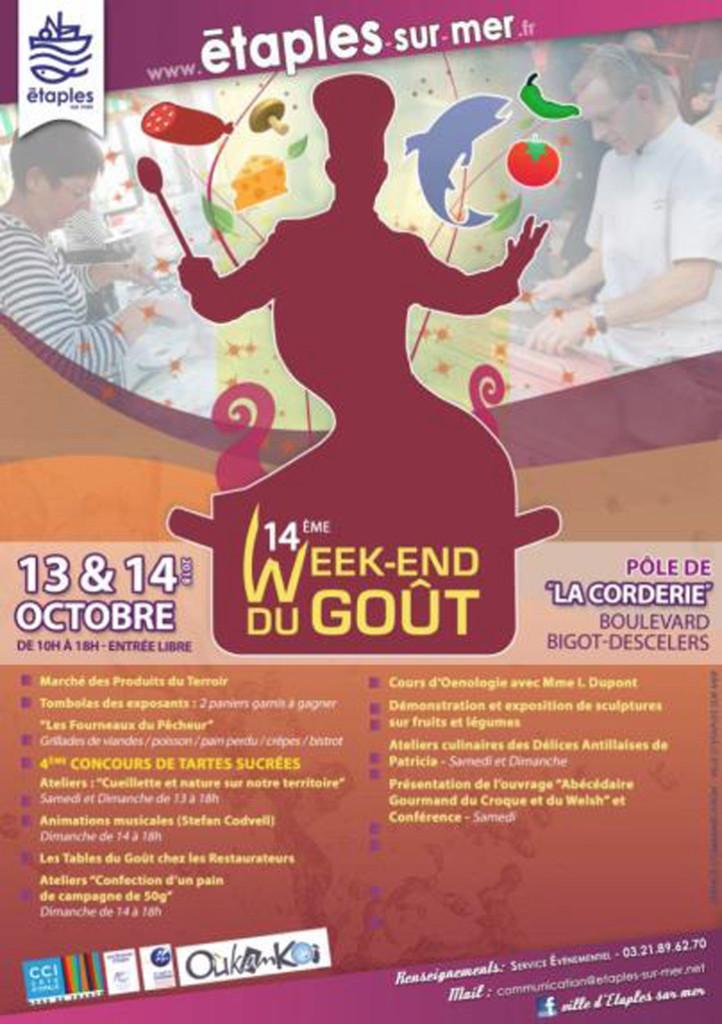 13 10 etaples week-end du gout