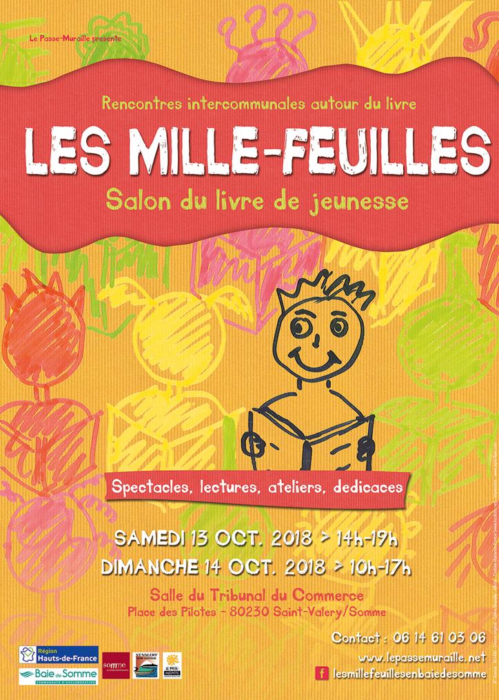 13 10 saint val Salon du livre - Affiche