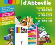 FOIRE EXPO D'ABBEVILLE