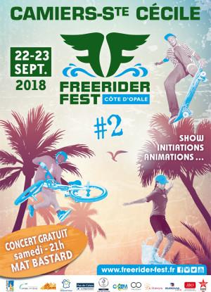 CÔTE D'OPALE FREERIDER FEST#2 -> ANNULÉ