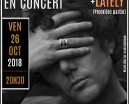 CONCERT ALEXANDRE KINN + LATELY