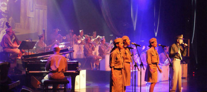 FESTIVAL JAZZ À NOËL : THE GLENN ORCHESTRAL BIG BAND