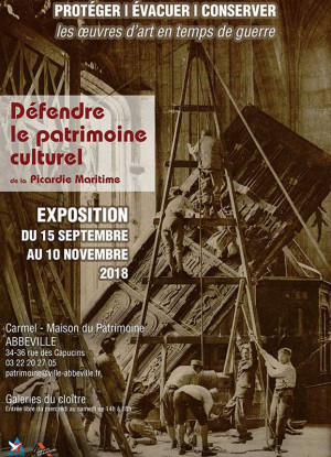 DÉFENDRE LE PATRIMOINE CULTUREL DE LA PICARDIE MARITIME