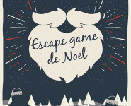 ESCAPE GAME DE NOËL > jusqu'au 05/01/2019