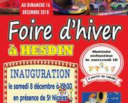 FOIRE D'HIVER