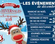 LES HIVERNALES / Marché de Noël