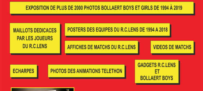 25 ANS DES BOLLAERT BOYS ET GIRLS