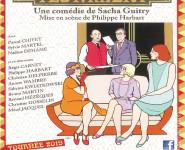 LE NOUVEAU TESTAMENT de Sacha GUITRY