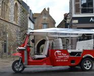 Découvrez Saint-Valery-sur-Somme de façon atypique et originale ...