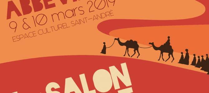SALON DU LIVRE ET DE LA FRANCOPHONIE, 4ème édition