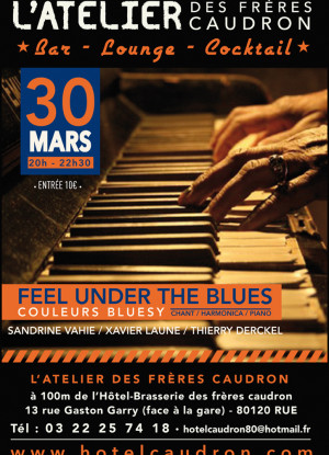 CONCERT / FEEL UNDER THE BLUES