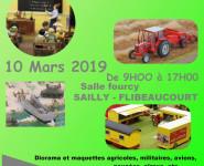 Exposition de miniatures