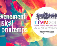 TIMM 2019 - TOUQUET INTERNATIONAL MUSIC MASTERS