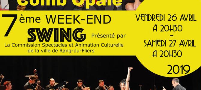 7ème WEEK-END DU SWING / GRATUIT
