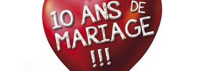 """""""10 ans de mariage!!!"""""""