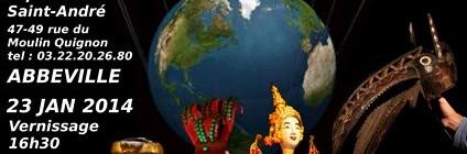 Marionnettes du Monde