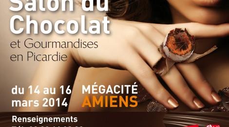 4ème Salon du Chocolat et Gourmandises en Picardie.