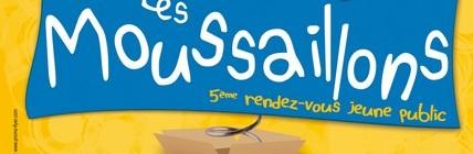 """Festival jeune public """"Les Moussaillons"""""""